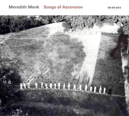 SONGS OF ASCENSION BY MONK,MEREDITH (CD)