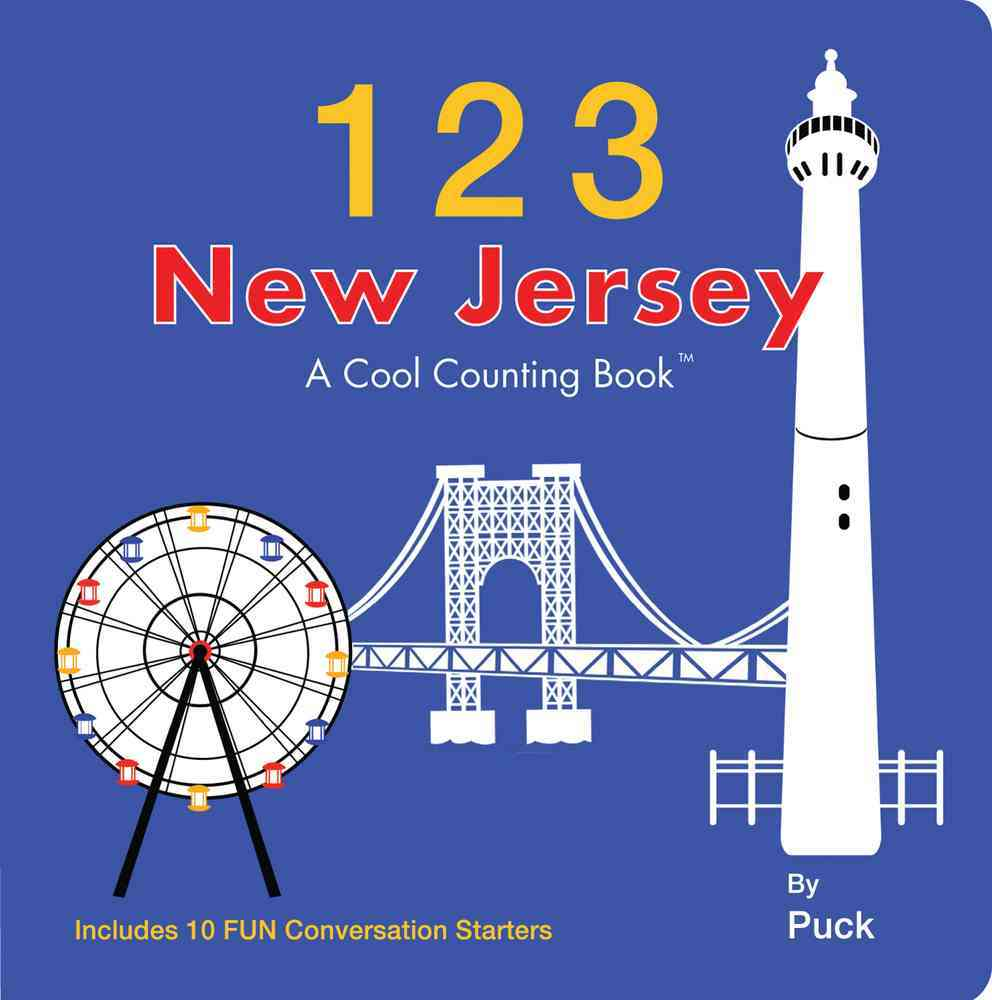 123 New Jersey By Puck